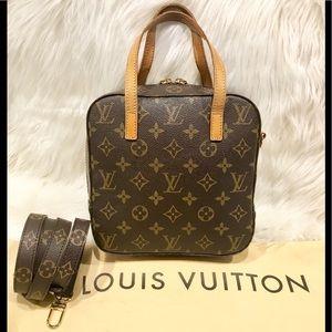 Authentic Louis Vuitton Spontini Bag #8.2N